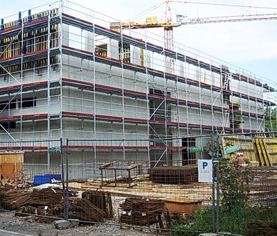 Fassadengerüst Glarus