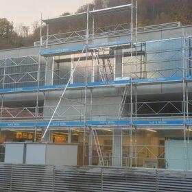 Gerüstbau Firma - Schweiz