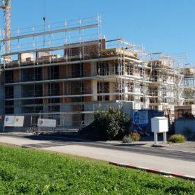 Gerüstbau Rebstein - Fassadengerüst - Gerüst & Treppenturm