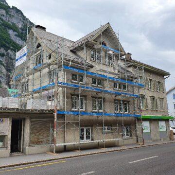 Gerüstbaufirma Glarus